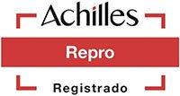 Logotipo Achilles Repro