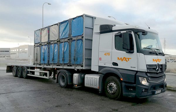 Transporte agroalimentario