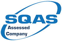 Logo SQAS color azul