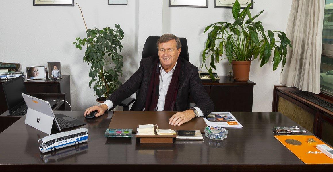 Mariano Pesquera, Director General de MAT