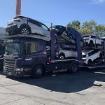 Camiones portacoches Grupo MAT