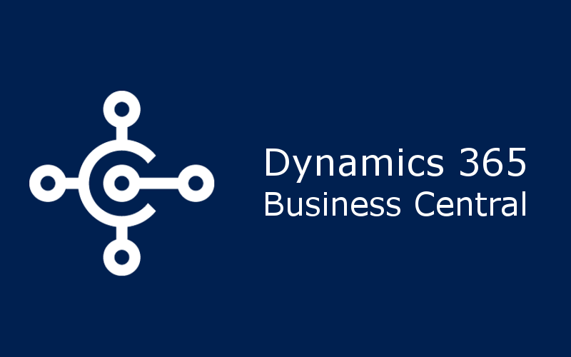 Logo Microsoft Dynamics 365 Business Central